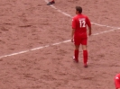 das erste Spiel für DFB