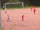 Das erste Spiel in der DFB Liga